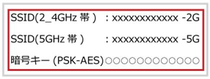 ソフトバンクair 2g 5g