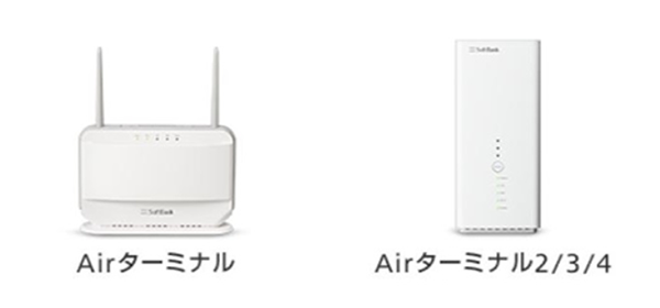 ルーター ソフトバンク 光 無線