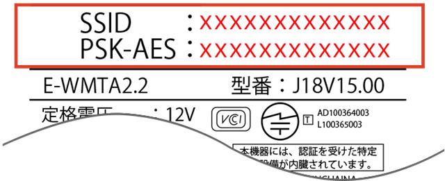 Wi-Fiマルチパック(光BBユニット2.2)2